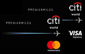 Thẻ Citi PremierMiles