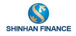 shinhan finance logo