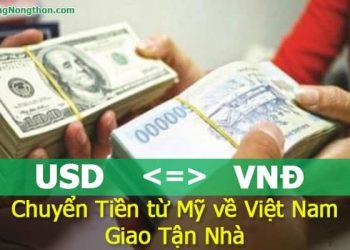 Cách chuyển tiền từ Mỹ về Việt Nam GIAO TẬN NHÀ – Uy Tín