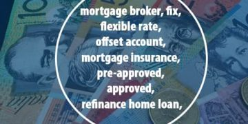 mortgage broker, fix, flexible rate, offset account, mortgage insurance, pre-approved, approved, refinance home loan,