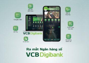 Vcb Digibank là ứng dụng mới tích hợp nhiều tiện ích thông minh