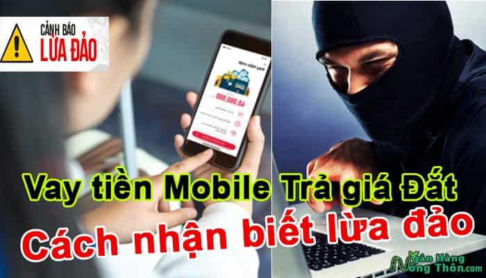 Vay mobile có lừa đảo không - 3 cách nhận biết lừa đảo vay tiền qua App-min