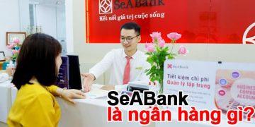 SeABank là ngân hàng gì? SeABank là ngân hàng nhà nước hay tư nhân