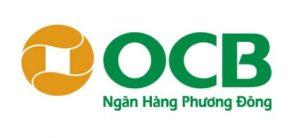 Logo ngân hàng Phương Đông OCB