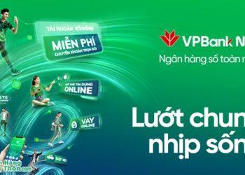Hướng dẫn mở tài khoản Online VPBank tại nhà, mở tài khoản Số Đẹp
