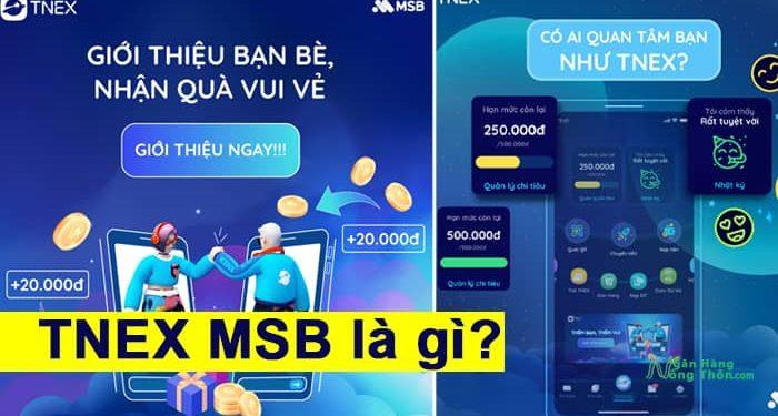 TNEX MSB là gì? Tnex có an toàn, lừa đảo đăng ký tài khoản msb qua App