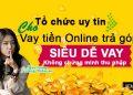 Vay tiền Online trả góp Không chứng minh thu nhập dễ vay nhất