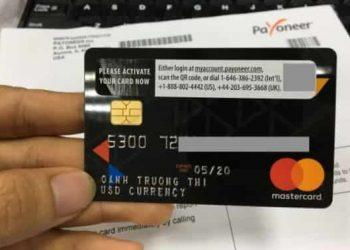 Cách rút tiền từ Payoneer về tài khoản ngân hàng tỷ giá Cao nhất