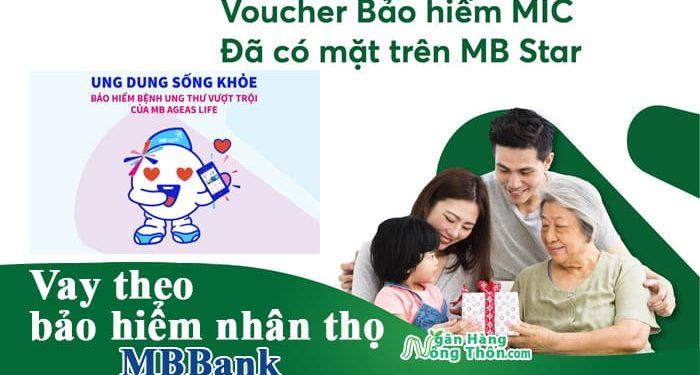 Hướng dẫn vay theo bảo hiểm nhân thọ MBBank