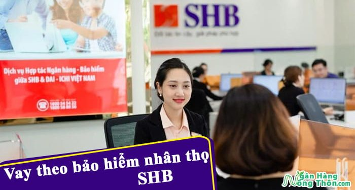 Hướng dẫn vay theo bảo hiểm nhân thọ SHB