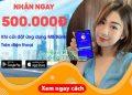 Cách nhận 500k từ MB Bank qua nhập mã link giới thiệu app Mbbank