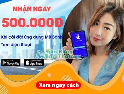 MỞ TÀI KHOẢN SỐ ĐẸP MB NHẬN NGAY 500K