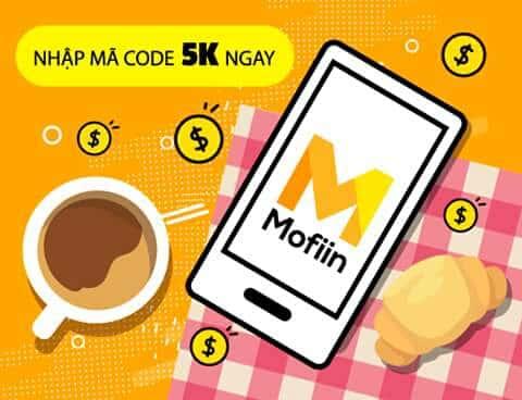 Kiếm tiền với Mofiin