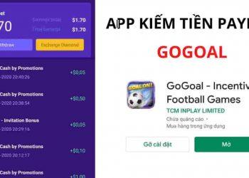 Rút tiền MoMo, PayPal uy tín ở các game kiếm tiền trên android và ios